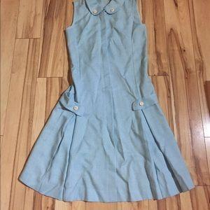 EUC VINTAGE Sears Perma-Prest dress.